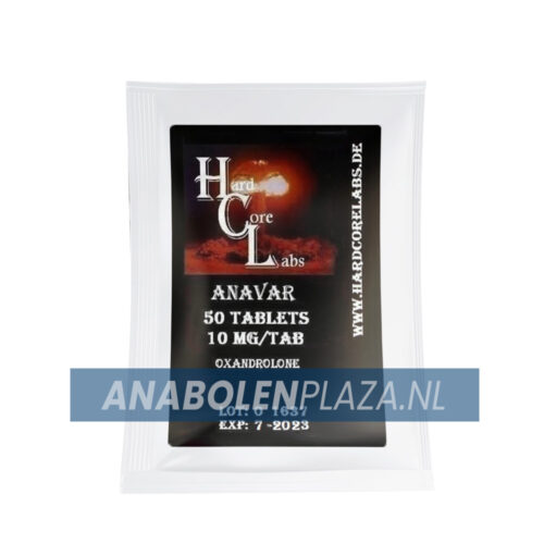 Anavar Hardcorelabs