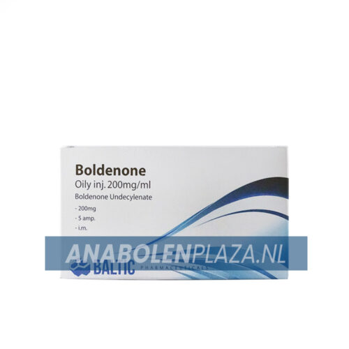 Boldenone - Baltic Pharmaceuticals