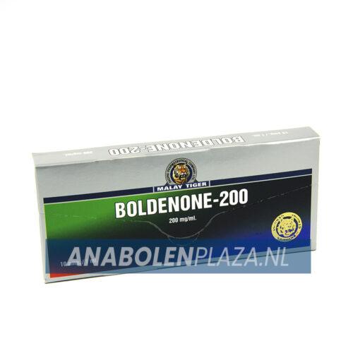 Boldenone - Malay Tiger