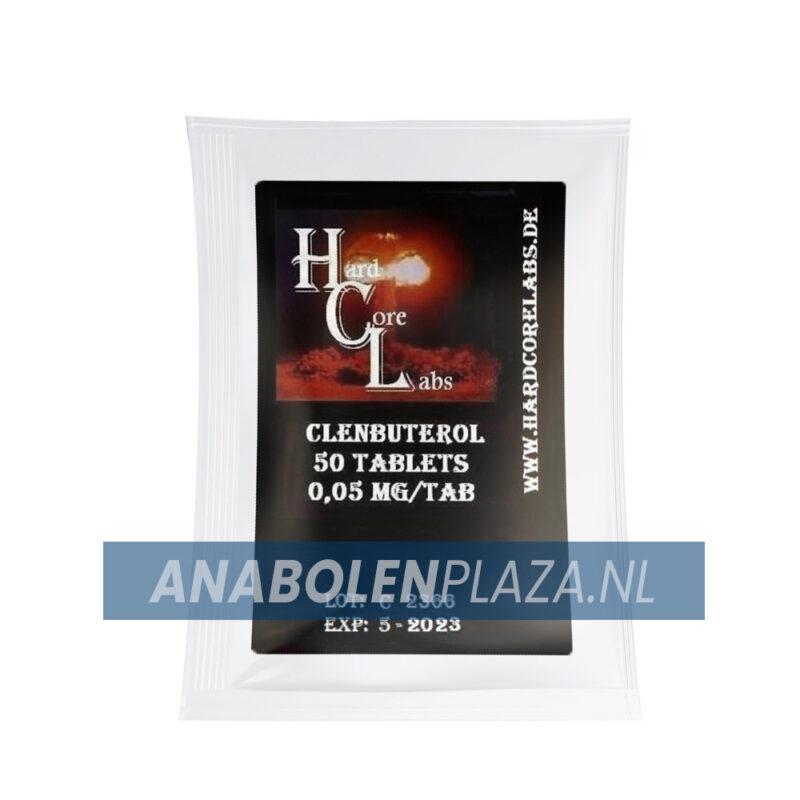Clenbuterol - Hardcorelabs