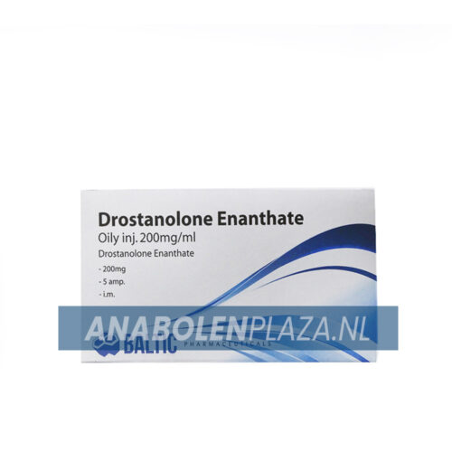 Drostanolone Enanthate - Baltic Pharmaceuticals