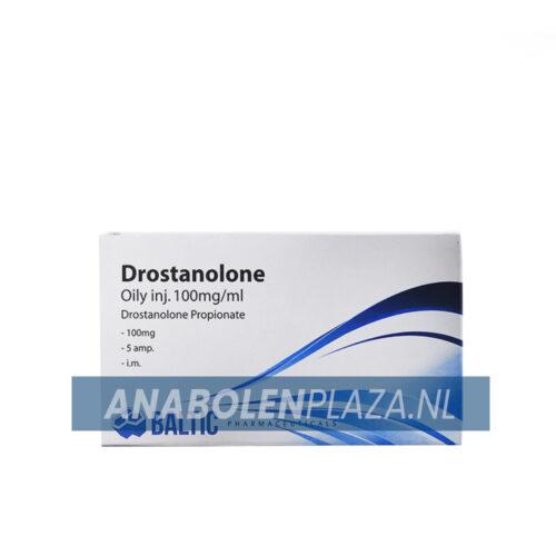 Drostanolone Propionate - Baltic Pharmaceuticals