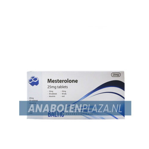 Mesterolone - Baltic Pharmaceuticals
