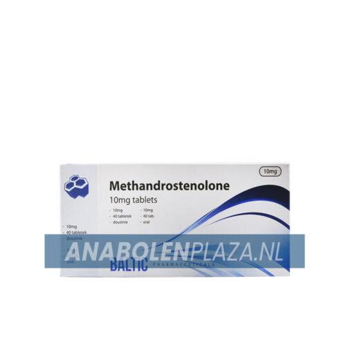 Methandrostenolone - Baltic Pharmaceuticals