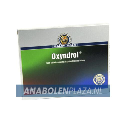 Oxyndrol - Malay Tiger