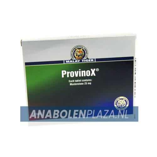 ProvinoX - Malay Tiger