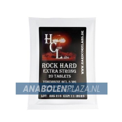 Rockhard Extra Strong (XS) - Hardcorelabs