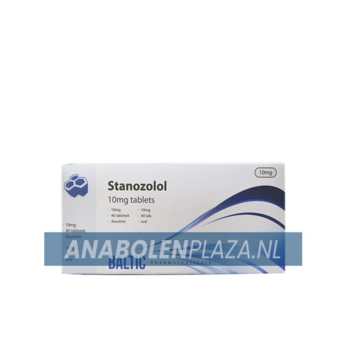 Stanozolol - Baltic Pharmaceuticals