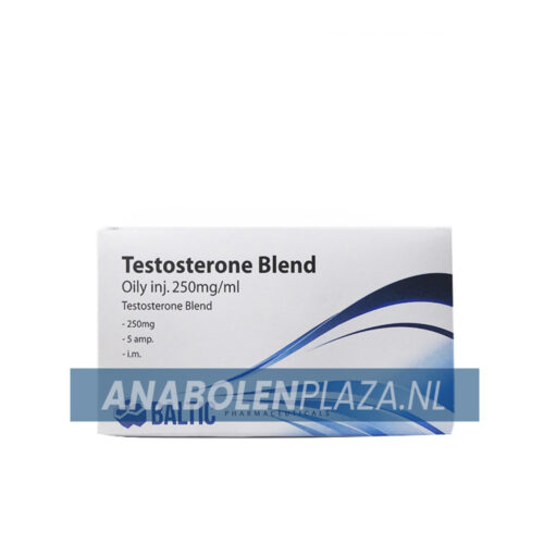 Testosterone Blend - Baltic Pharmaceuticals