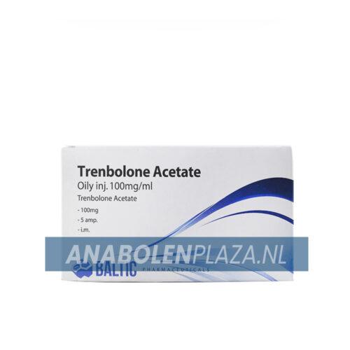 Trenbolone Acetate - Baltic Pharmaceuticals