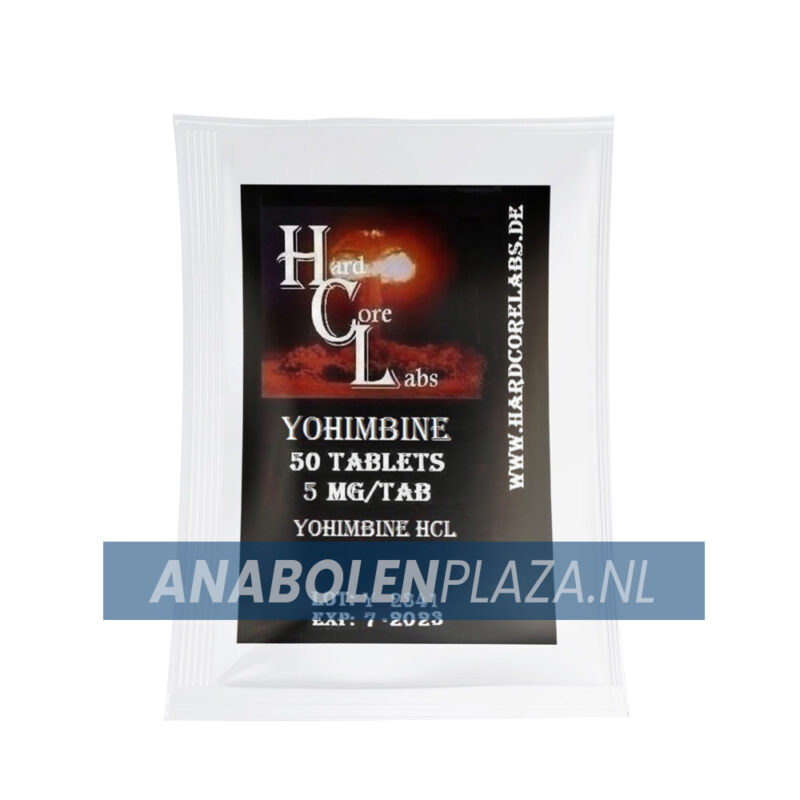 Yohimbine - Hardcorelabs